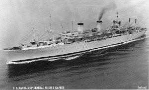 hughgaffey naval ship