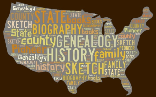 biography word cloud