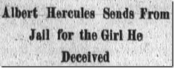 Newspaper subtitle